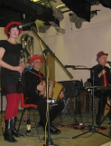 Music hall and comedy song band for hire in Yorkshire and North Linolnshire