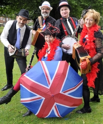 Dance band and caller for all occasions!