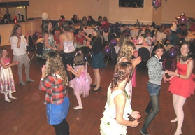 The Polka Dots run a themed ceilidh dance for fairies