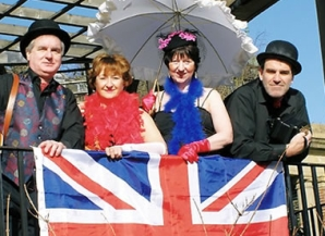 Traditional English songs band available for hire in Yorkshire and North Lincolnshire