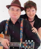 Music hall duo for hire in Yorkshire and Lincolnshire