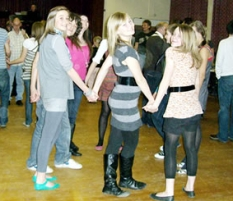 Ceilidh with caller for hire in Yorkshire and Lincolnshire